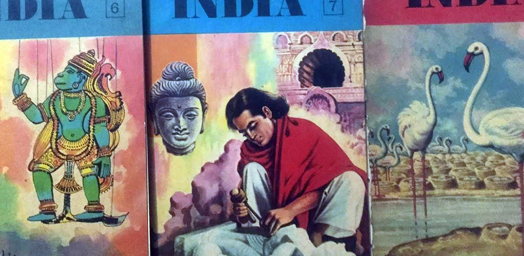 History Of Comics In India